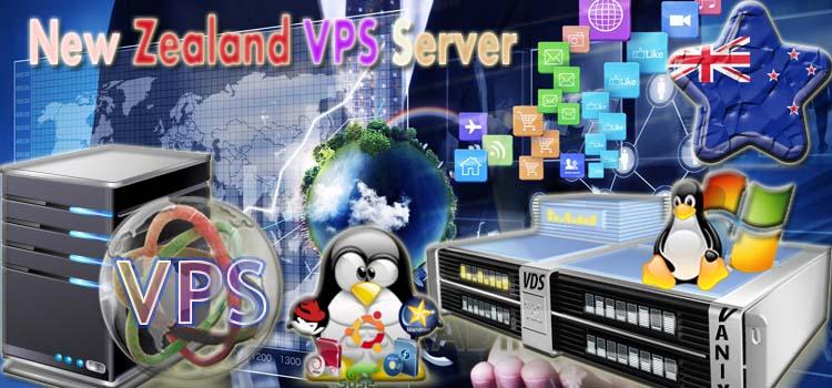New Zealand VPS Server