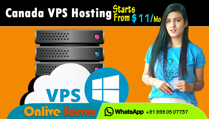 Canada VPS Hosting:-Hosting Services Especially For Small Businesses