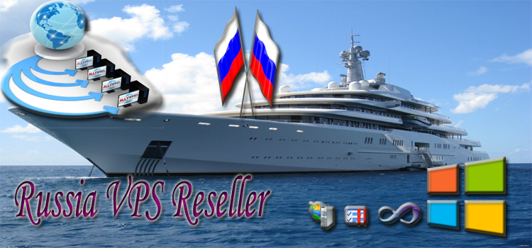 Russia VPS Reseller