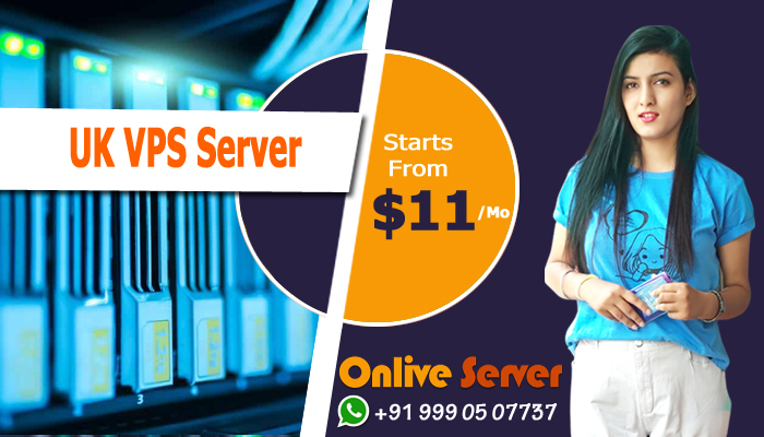 UK VPS Hosting Server with Valuable Services and customer support