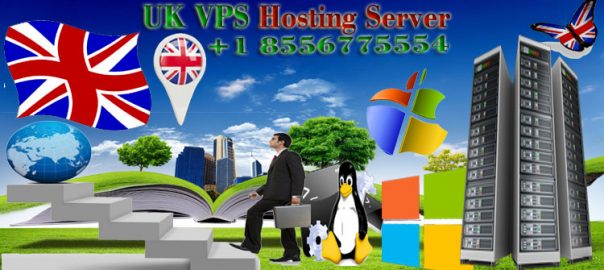 UK VPS Hosting Server