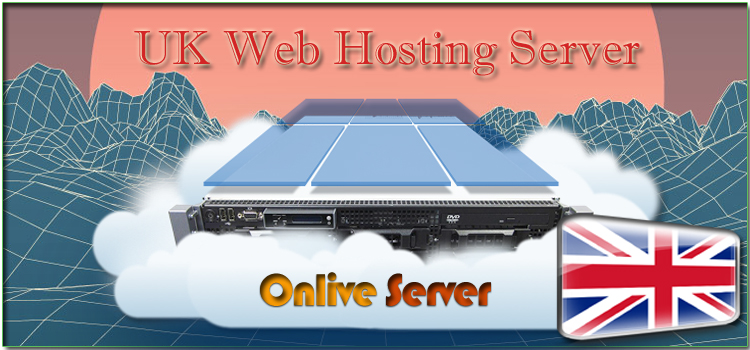 UK VPS Server Web Hosting