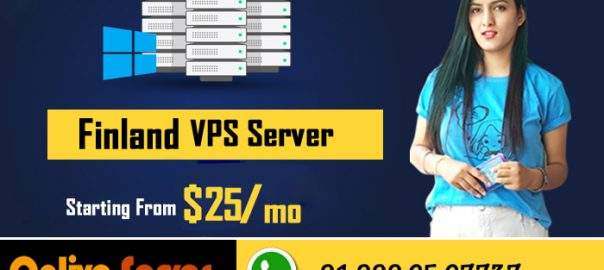 Finland VPS Server by Quality Firm Provides Better Stability and Reliability