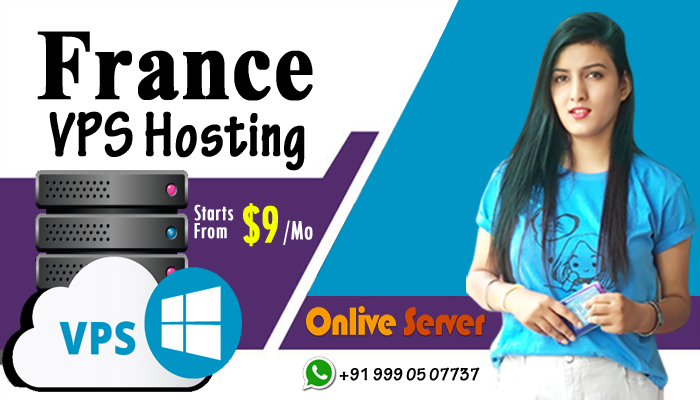 France Vps Server Provides The Best Hosting Server
