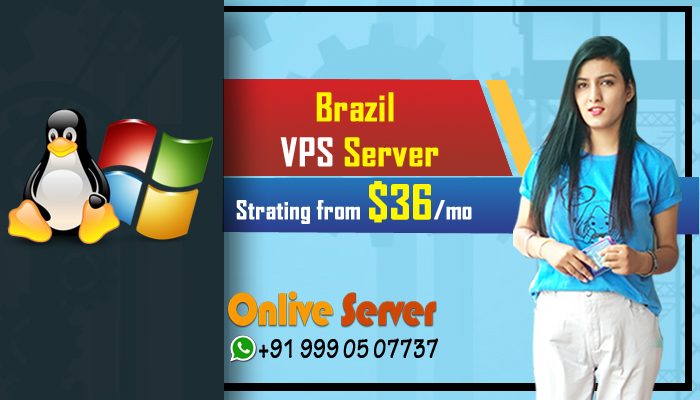 There are some Objectives Regarding Brazil VPS Server