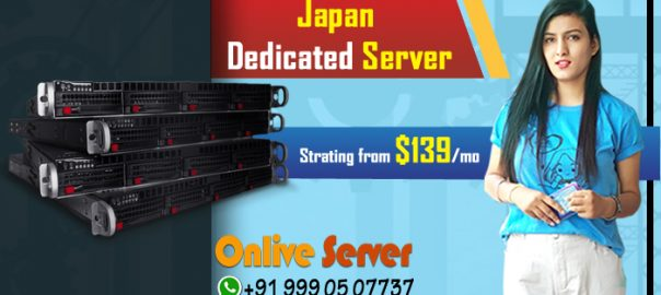 Should You Go With A Japan Dedicated Server Hosting