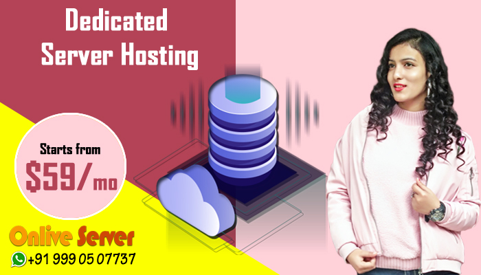 Get excellent Dedicated Server Hosting Solution for the Success of Your Business