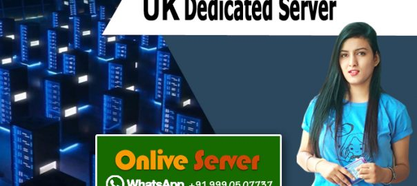 UK Dedicated Server Hosting with Best Performance, Uptime and Control