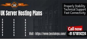 UK Dedicated Server & VPS Hosting Plans for Web Application