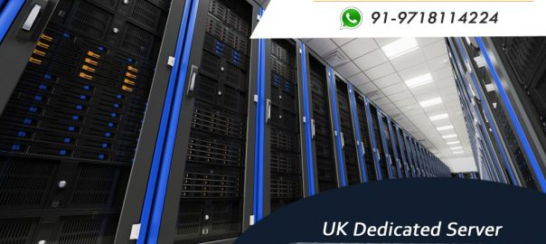 Boost Your Performance With UK Dedicated Server Hosting Services