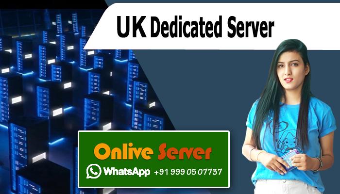 UK Dedicated Server Hosting Boost Your Business Performance