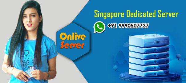 Higher Quality Based Cheap Dedicated Server Hosting in Singapore by Onlive Server