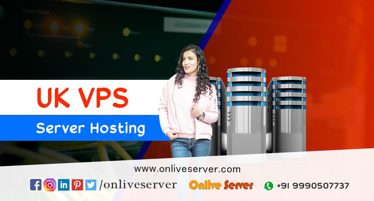 UK VPS Server Is Best for Hosting a Blog - Onlive Server